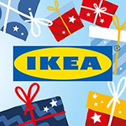 App-Icon für die IKEA-Adventskalender-App 2018, © IKEA/Oetinger Corporate
