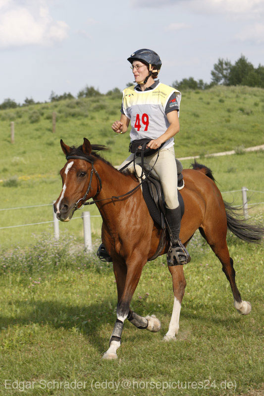 2008, Kreuth mit Kimba