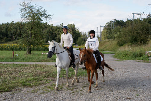 2009, Kinderdistanzritt Hüntwangen mit Windigo
