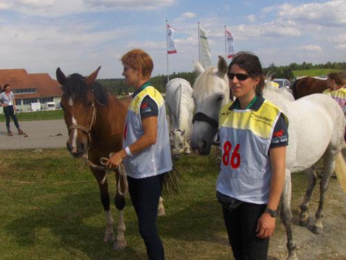 2009, Kreuth DE mit Filou