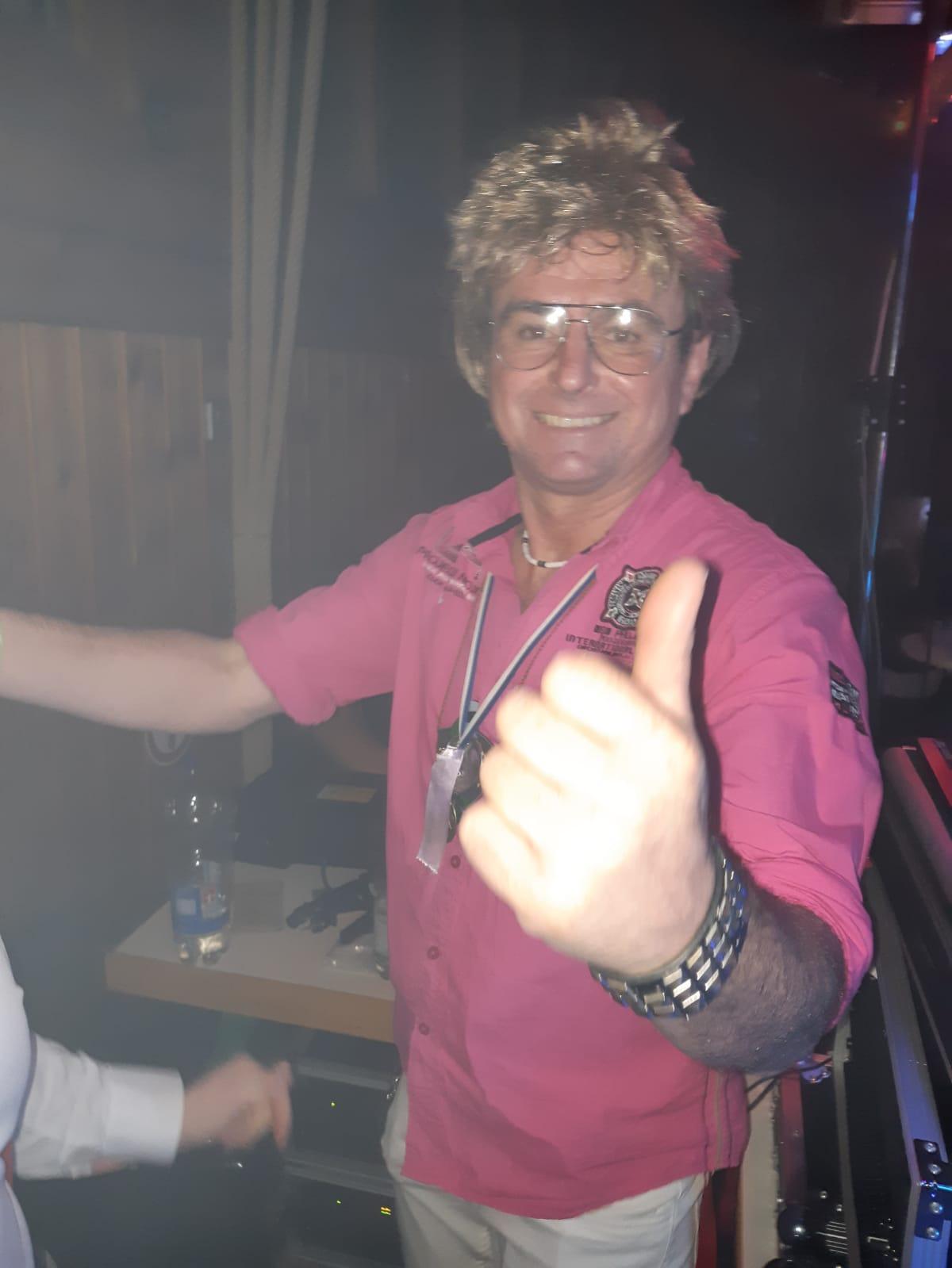 DJ Ingo on Tour