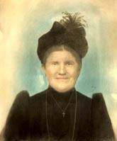 Séraphie um 1870