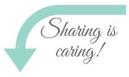 Sharing is caring teilen ist sorgen