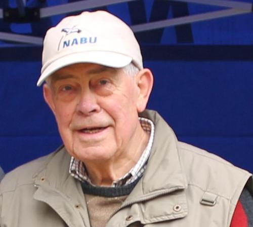 Portraitfoto mit NABU Mütze