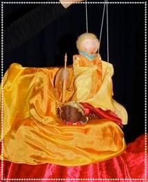 Prinsen møter den sovende Tornerose