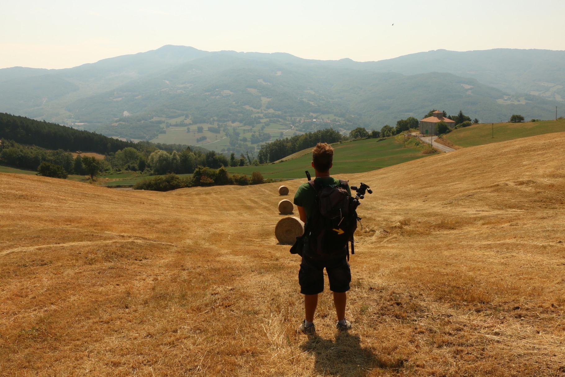 Tappa 21: Cassio - Passo della Cisa | 19 km