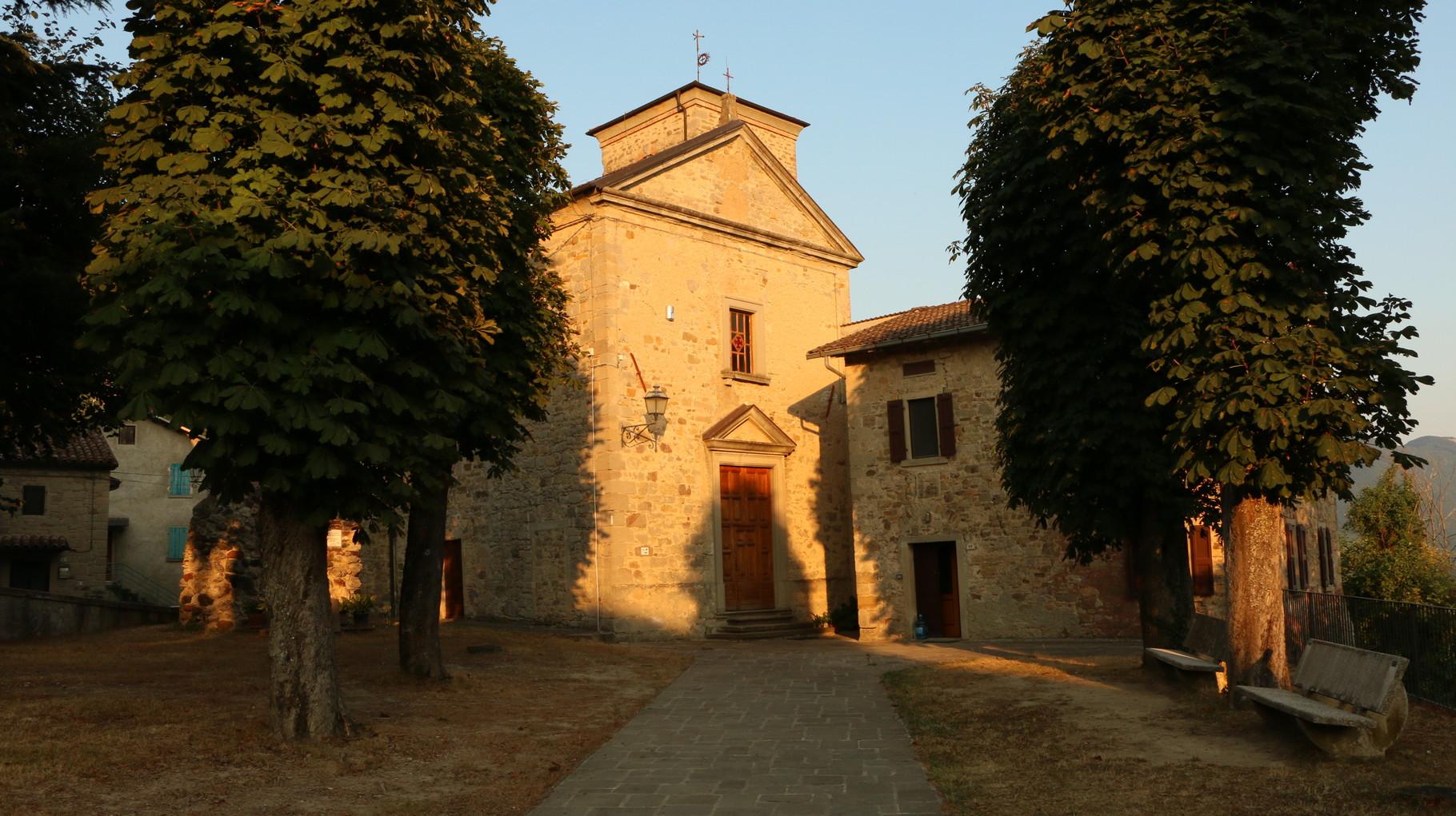 Tappa 20: Fornovo - Cassio | 21 km