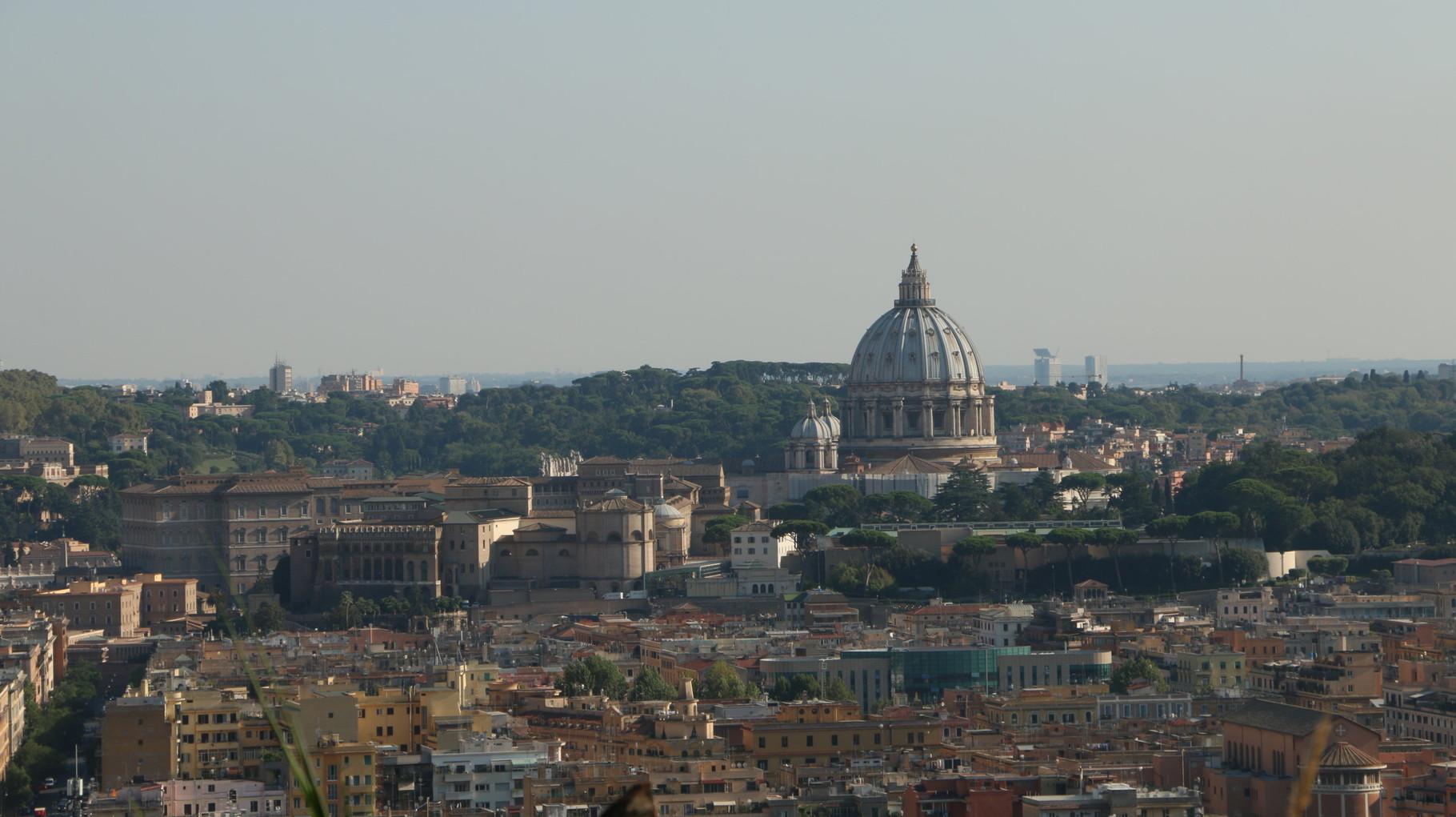 Tappa 44: La Storta - Roma | 17,2 km