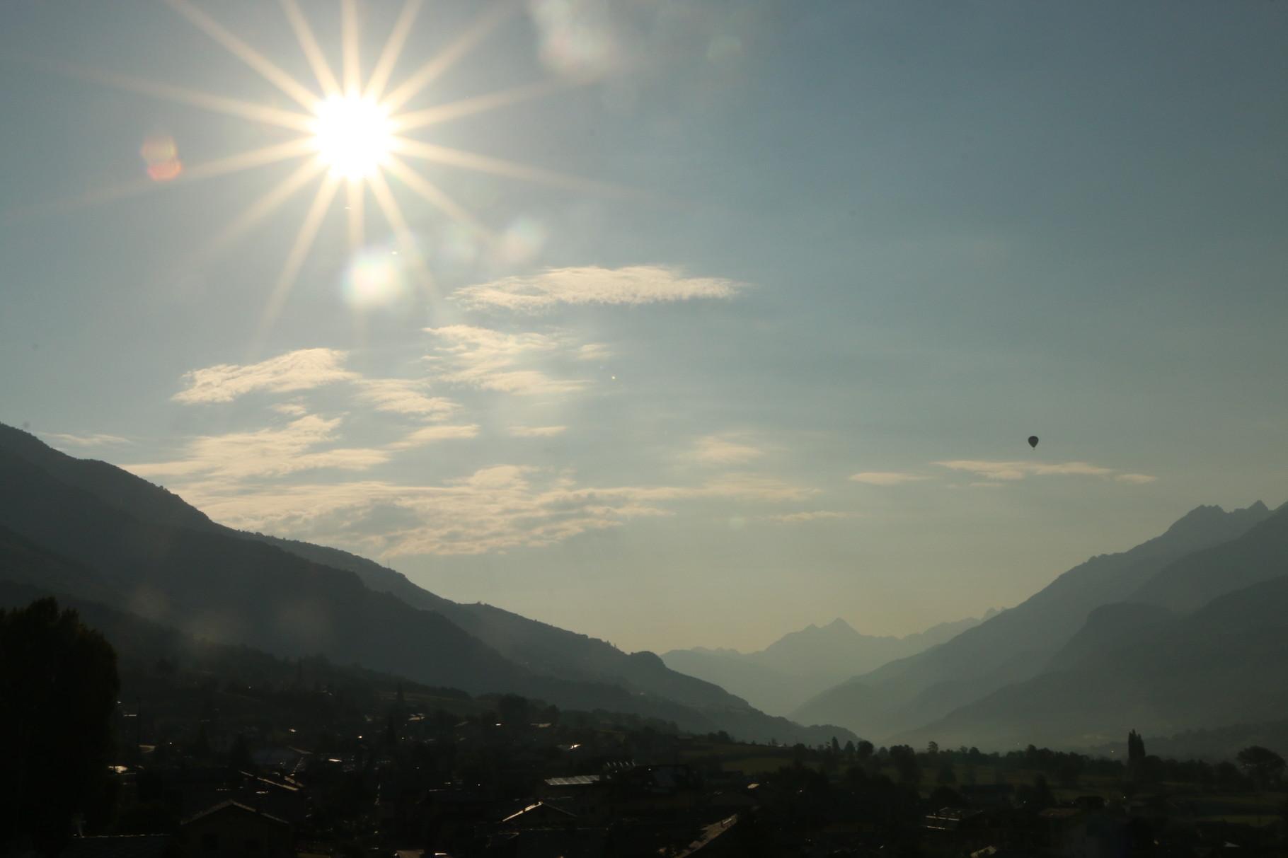 Tappa 3: Aosta - Chatillon | 28,1 km