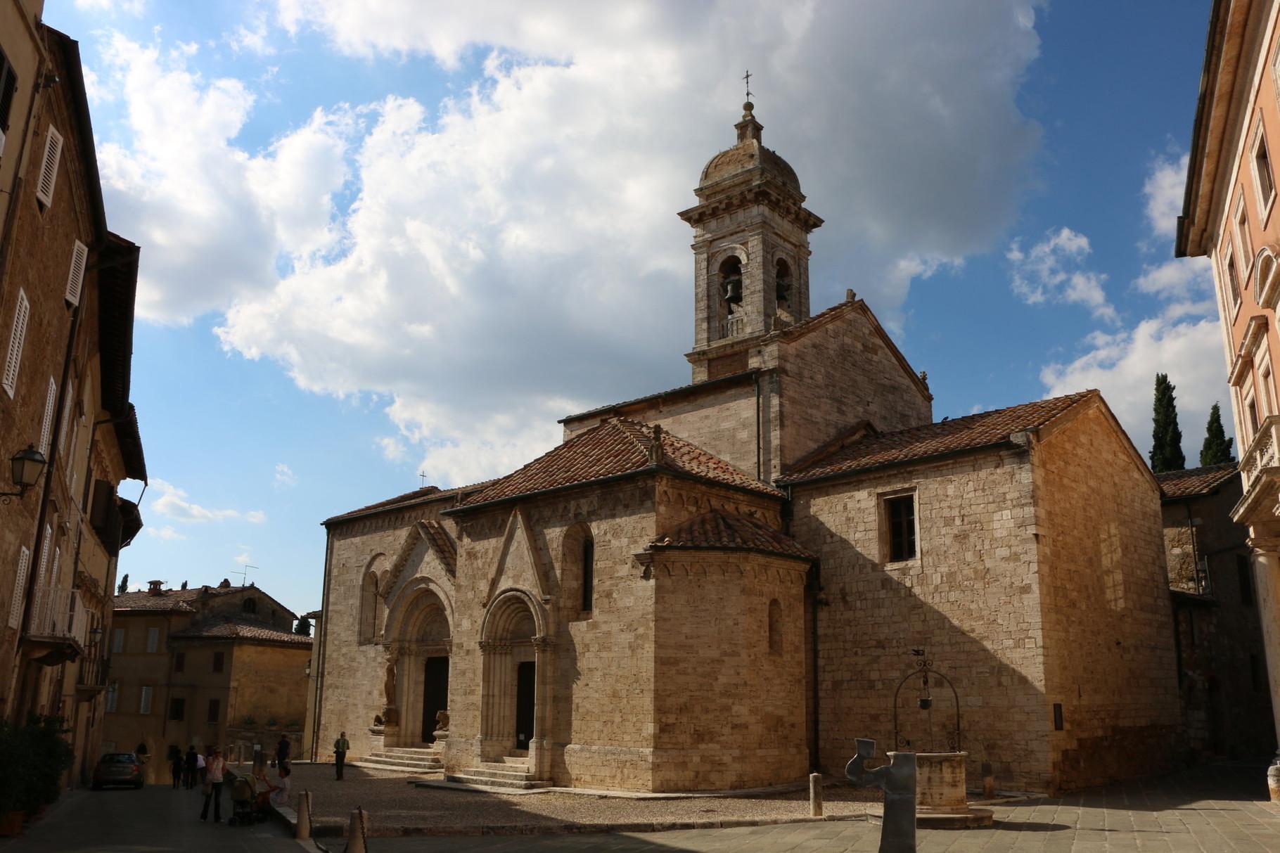 Tappa 35: San Quirico d'Orcia - Radicofani | 32,2 km