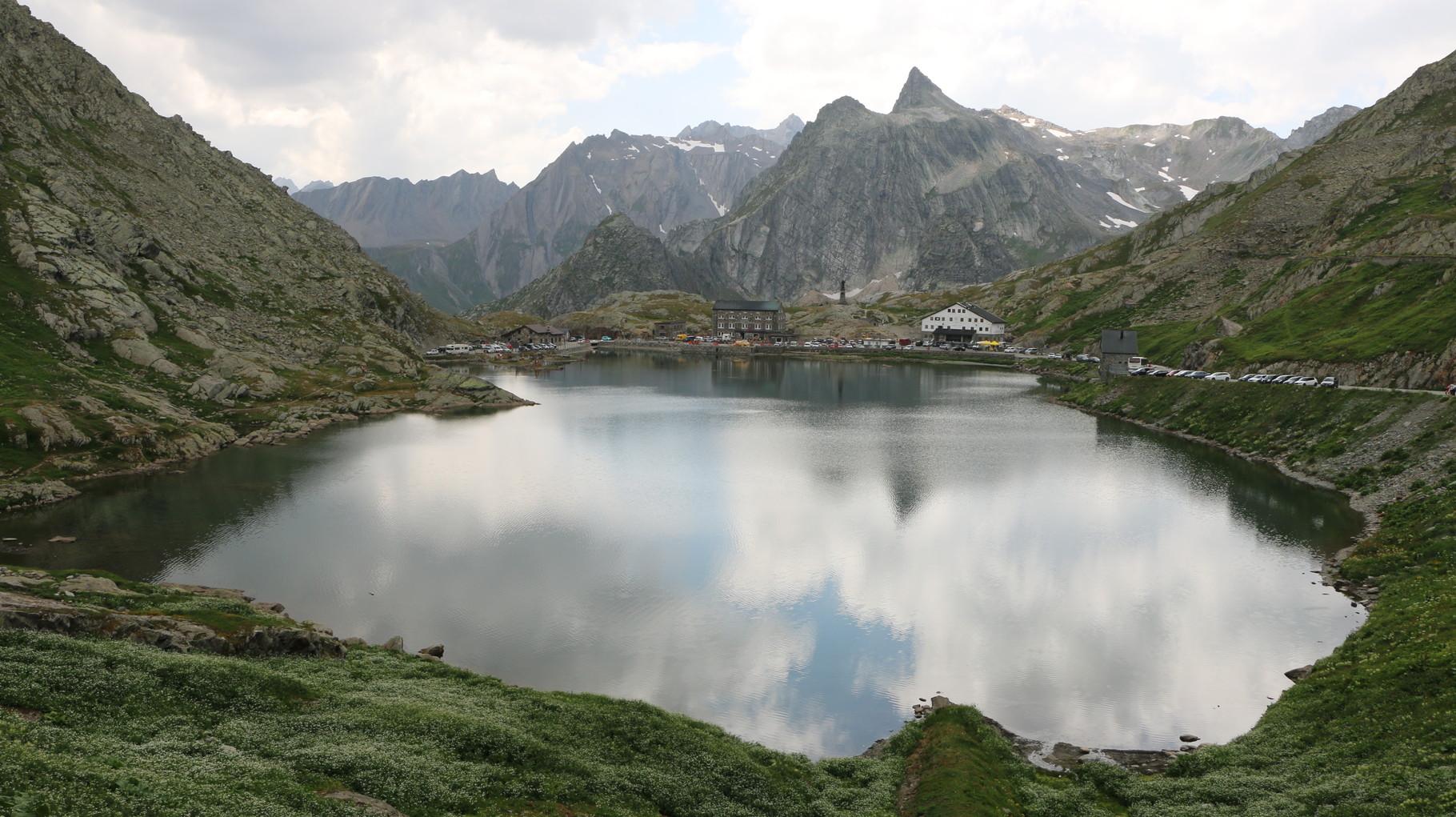 Tappa 1: Colle del Gran San Bernardo - Echevennoz | 14,9 km
