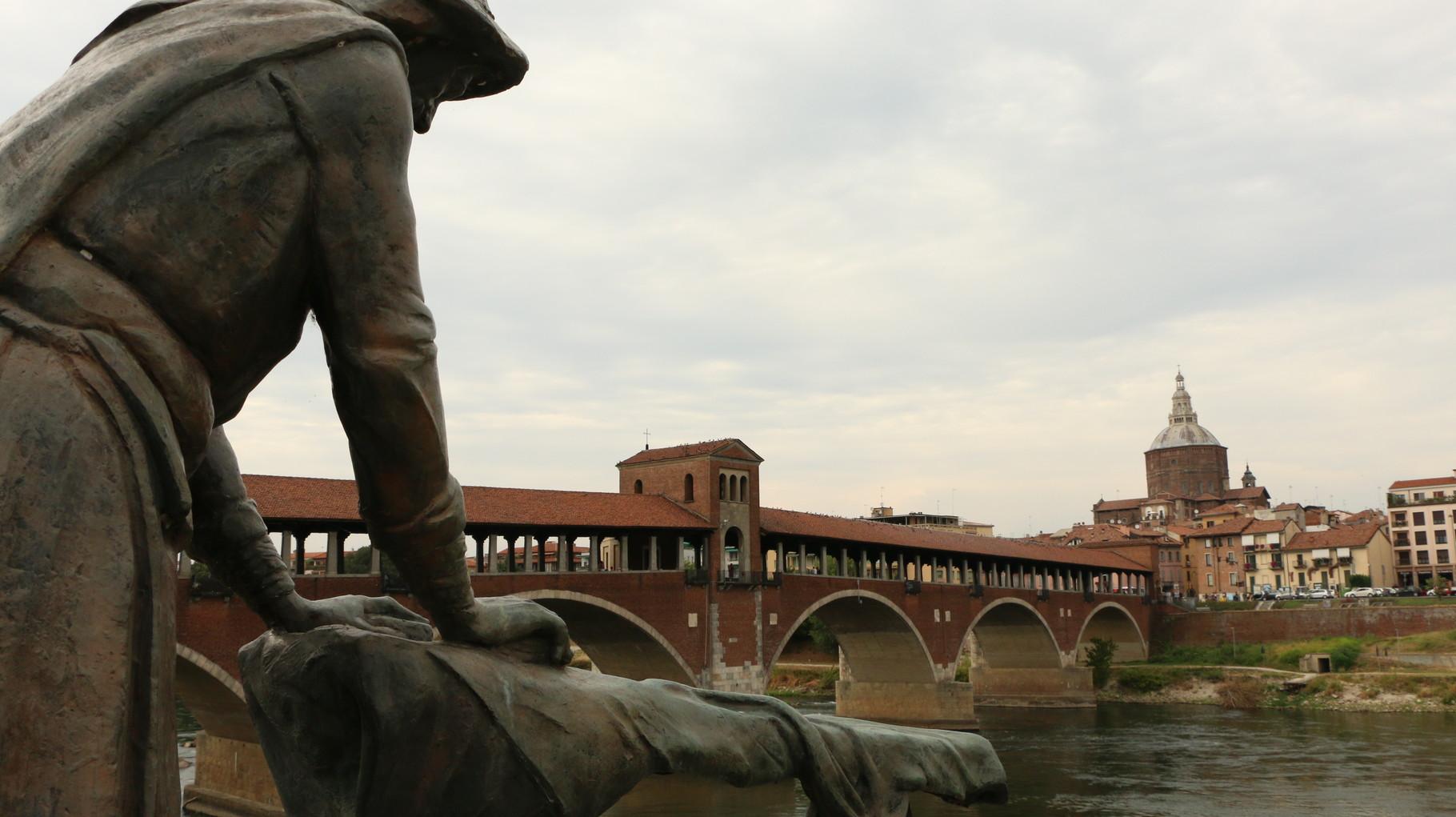 Tappa 13: Garlasco - Pavia | 25,4 km