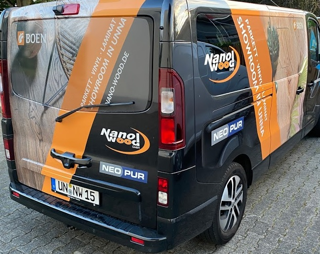 Nano Wood News - 1. Jahreshälfte 2021