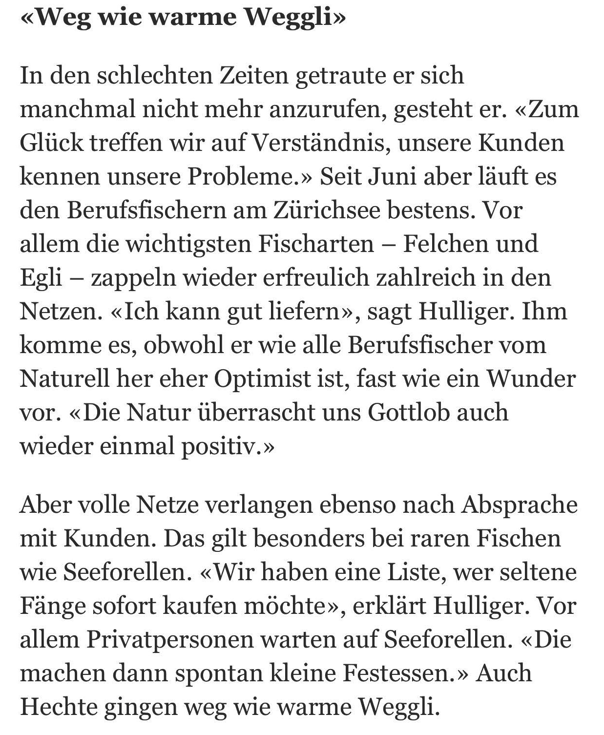 Schiff Männedorf