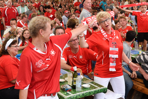 Lakeside-Emotions EM16 Schweiz vs Polen