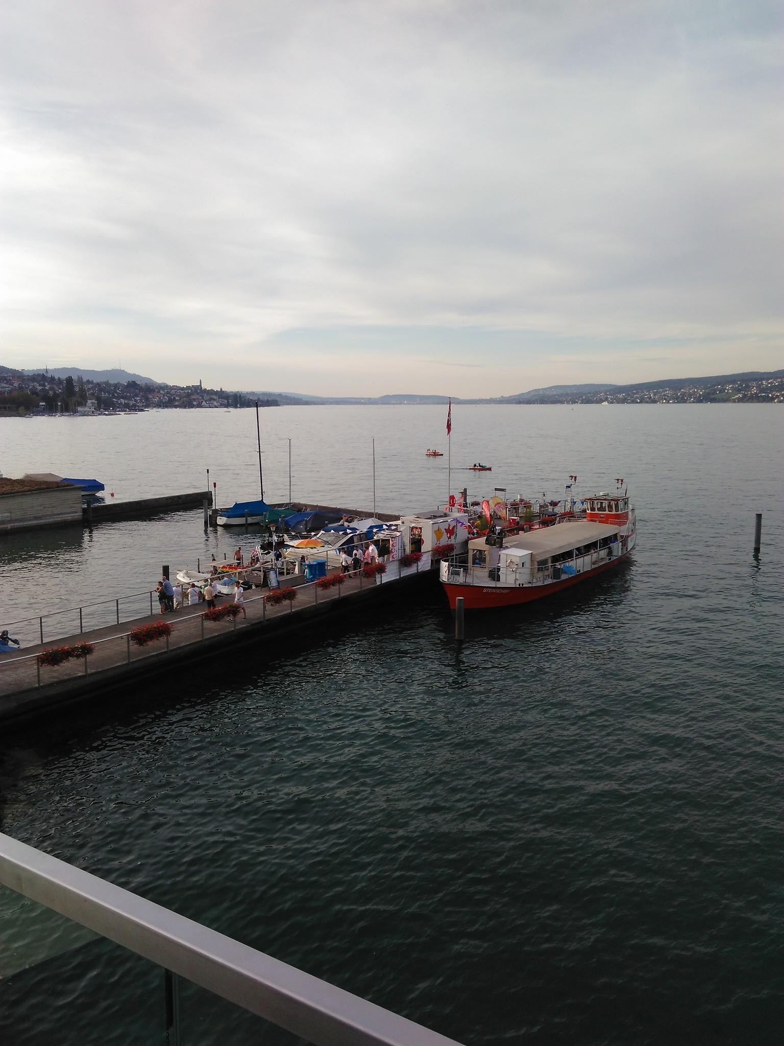 Dorffest Horgen 2016_Partyboot_BRZ + ReandMix + CP Workout