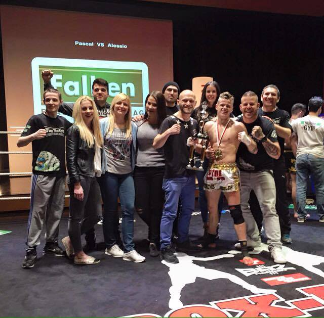 BRZ Horgen org._Ultimate Fight Night mit Pro Boxen/Muay Thai/K1/MMA