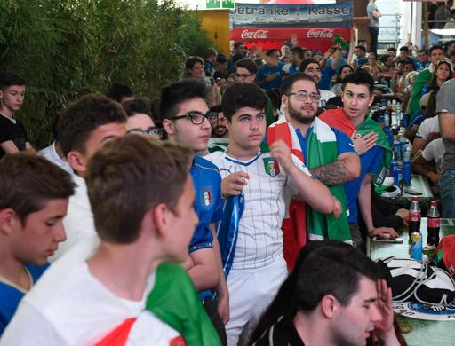 Lakeside-Emotions EM16 Italien vs Irland