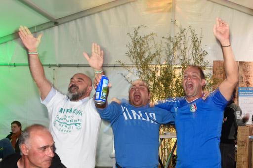 Lakeside-Emotions EM16 Italien vs Belgien