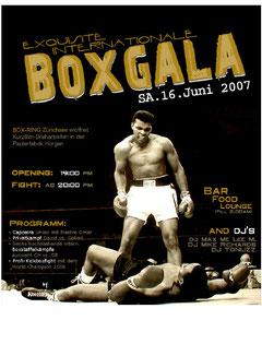 org. Box-Ring Zürichsee