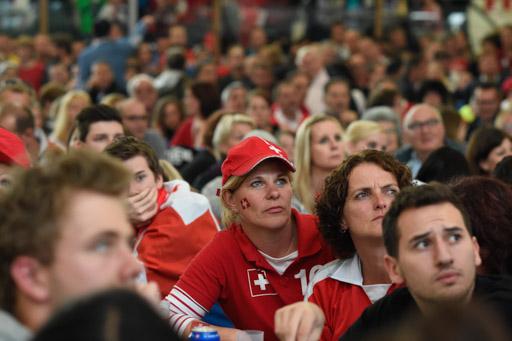 Lakeside-Emotions EM16 Schweiz vs Rumänien