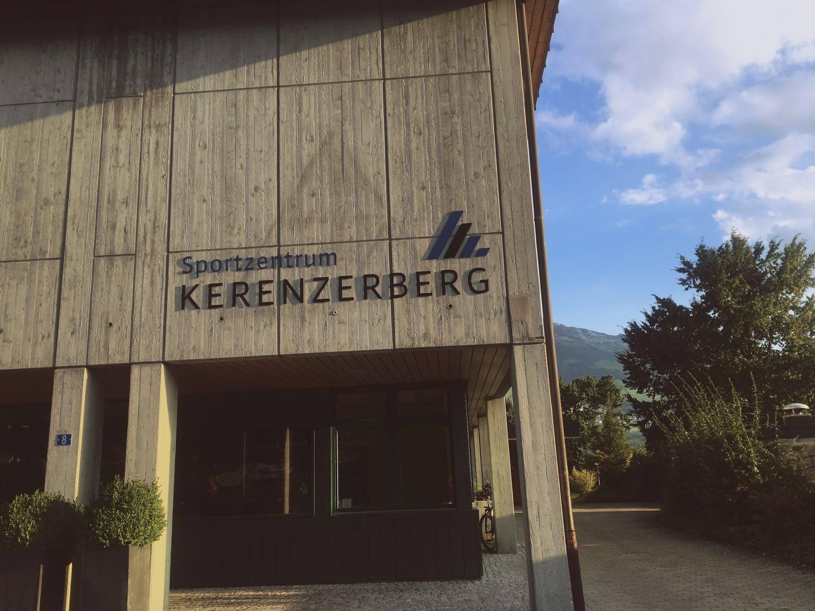 Box-Ring Zürichsee/Horgen im Trainingslager in Filzbach GL