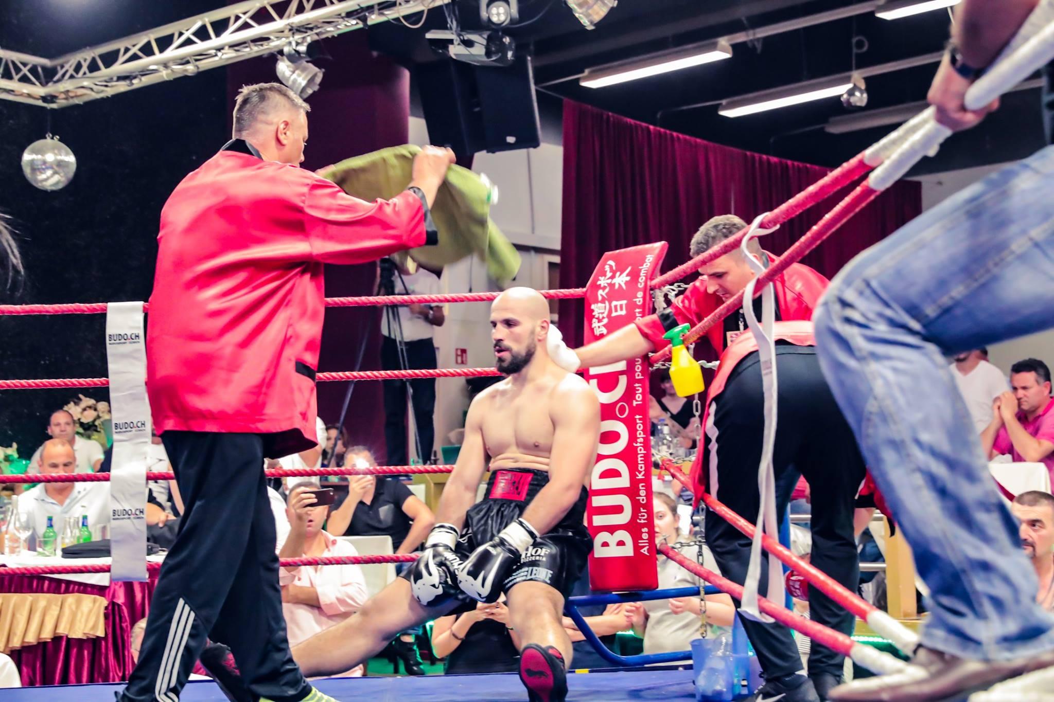BRZ Horgen mitorg. beim Boxclub Glatthof Glattbrugg