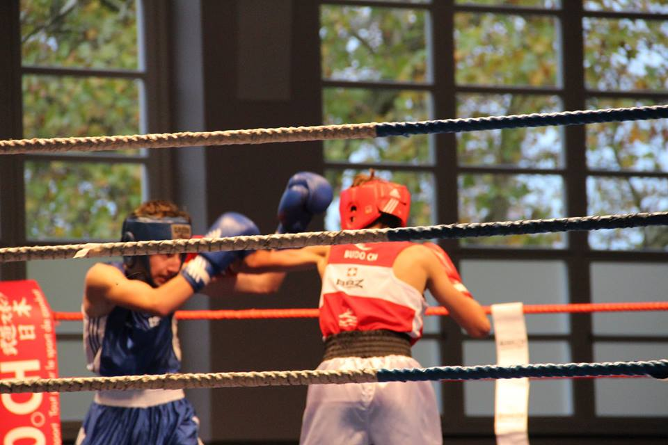 28.10.17 Box-Ring Zürichsee am Gusti Strobel Memorial Cup