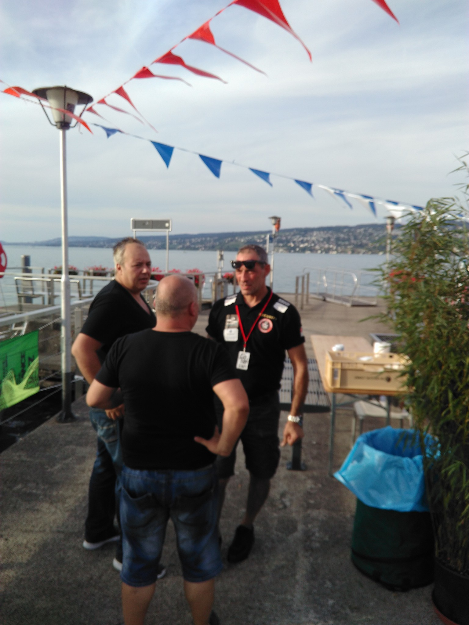 Box-Ring Zürichsee/ Reandmix / CP Workout - Dorffest 2016