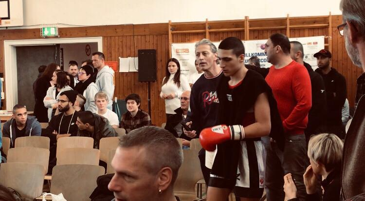 Kampf-Sparring - Box-Ring Zürichsee Horgen
