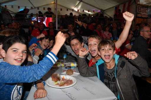 Lakeside-Emotions EM16 Schweiz vs Frankreich