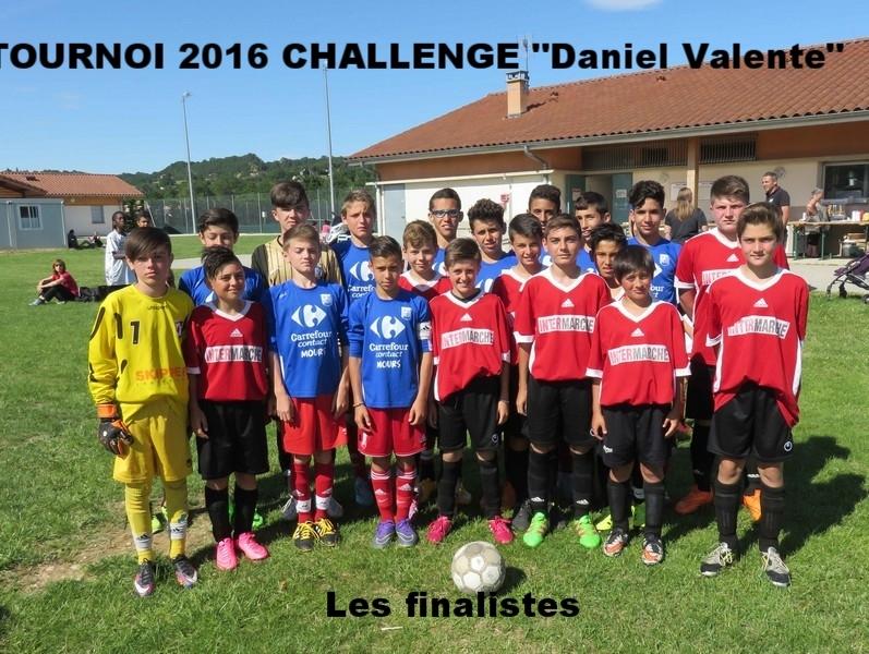 2016 Tournoi Génissieux Challenge Daniel Valente