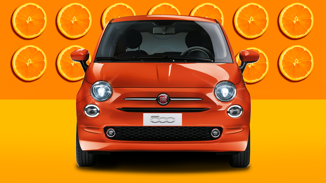 Fiat 500 jetzt ab CHF 199.- pro Monat!
