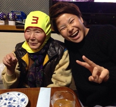 (右)野木選手