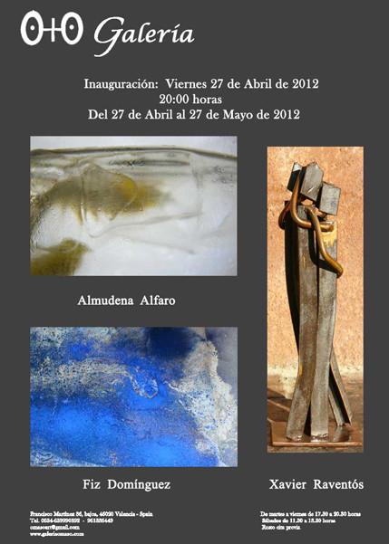 Galería O+O: 27/4 al 27/5 2012