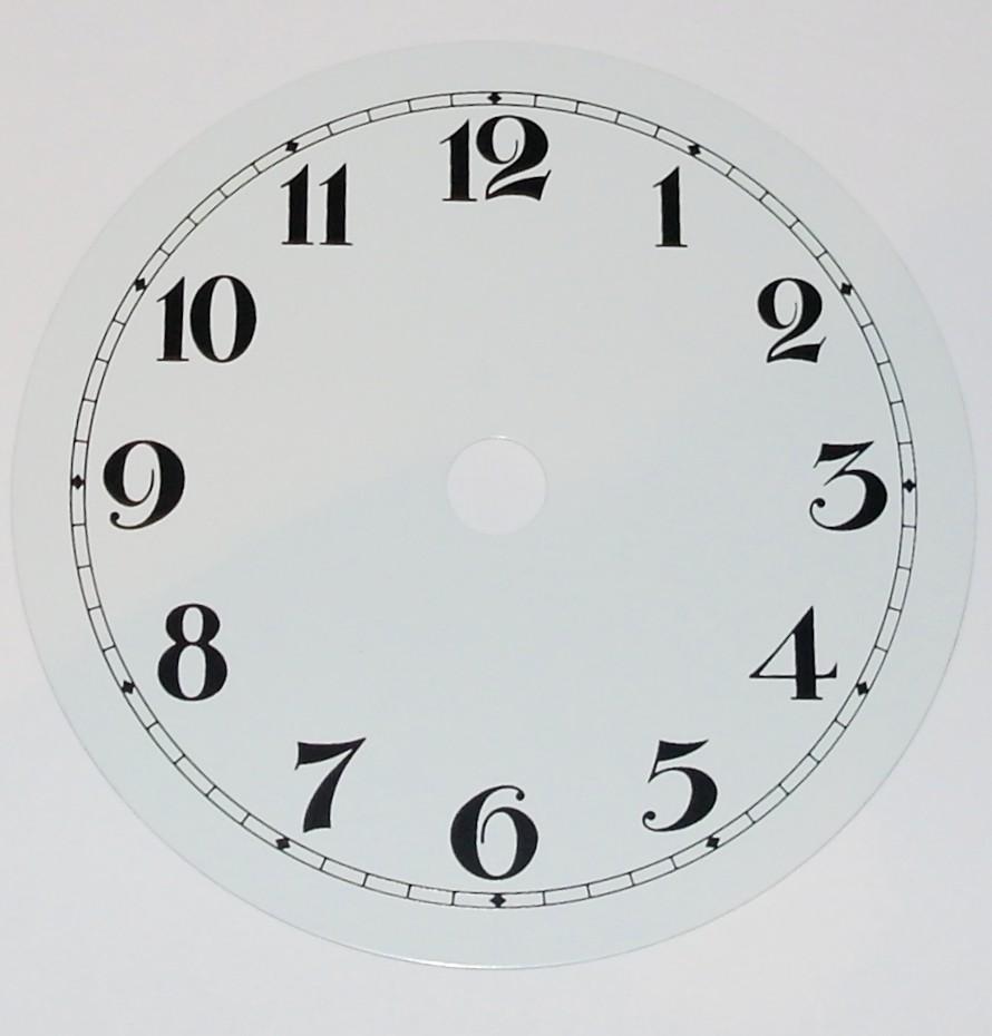 Cadrans pendules de paris venus diffusion la boutique for Horloge murale 3 cadrans