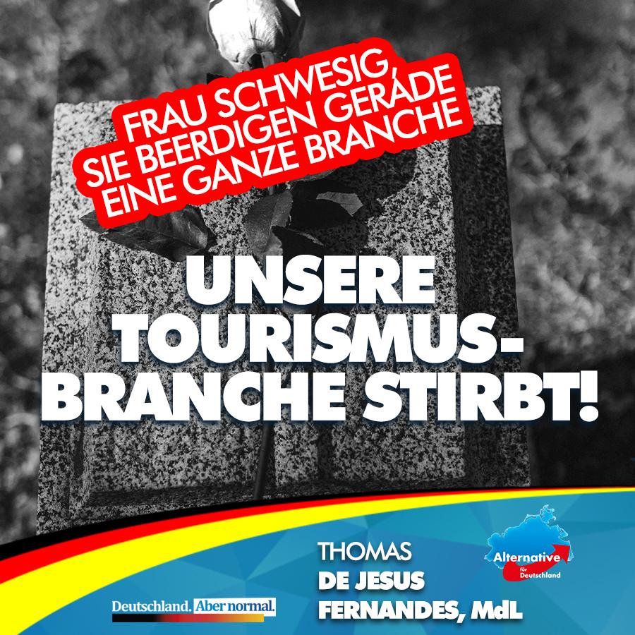 +++ Tourismus MV: Schwesig beerdigt eine ganze Branche +++