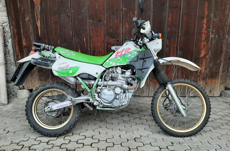 KLR 600 original