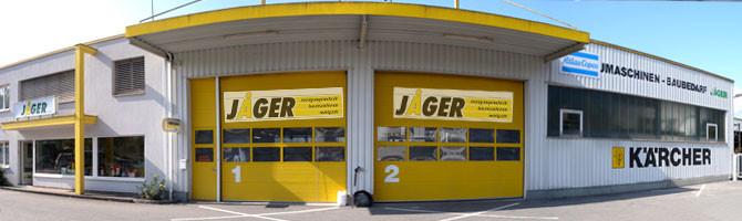 Firmengebäude Jäger
