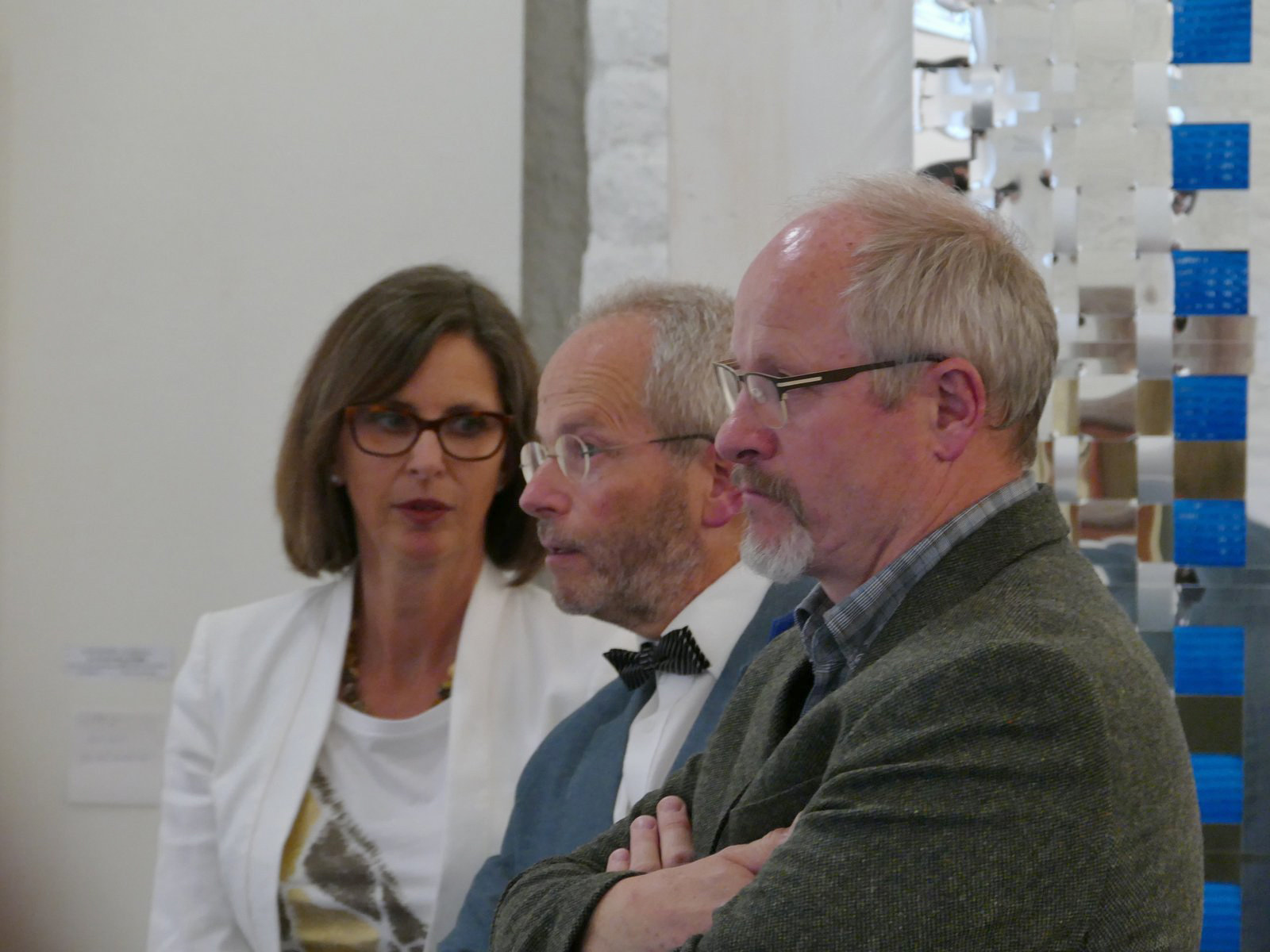 Petra Ruffing, Axel Flörke, Norbert Kiening