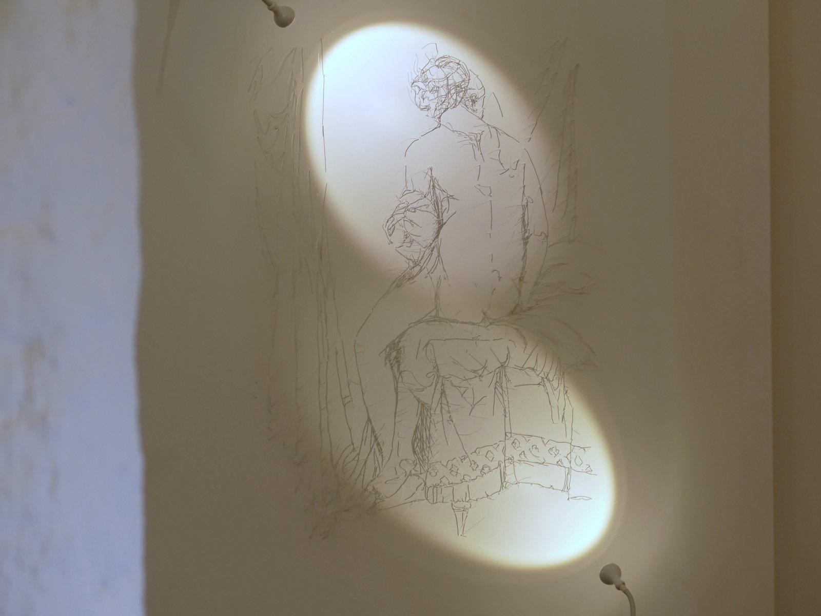 """o.T. aus der Serie ""no body"" 1. Preis dreidimensional"