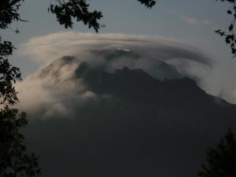La montagne le 21.12.2012