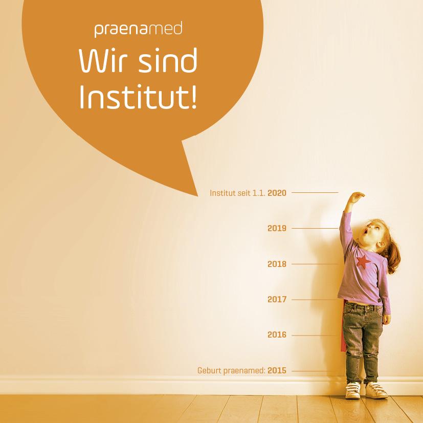 Wir sind Institut!