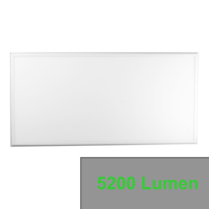 oubo led panel 120x60cm deckenleuchte slim 72w 5000 lumen. Black Bedroom Furniture Sets. Home Design Ideas