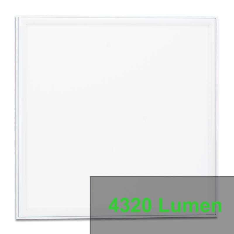 led panel 62 x 62 cm 36 watt. Black Bedroom Furniture Sets. Home Design Ideas