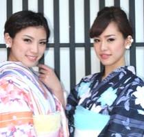 イアーアート 浴衣撮影会 KYOTO 京都 2012 モデル