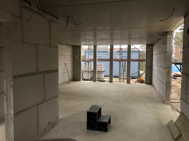 ein Erdgeschoss