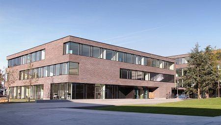 aim-Gebäude auf dem Bildungscampus Heilbronn
