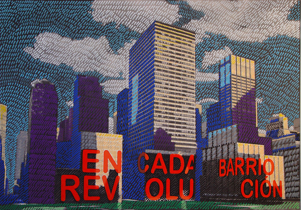 Pedro Osakar. Pintura