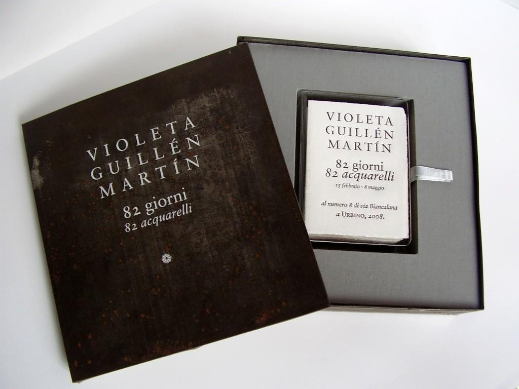 Violeta Guillén Martín. Libro de autor